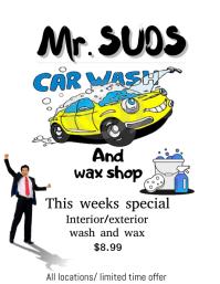 service car wash