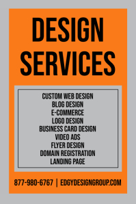 SERVICES FLYER