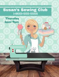 Sewing Sewing Club