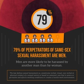 Sexual Harassment Stats Instagram Video