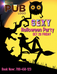 Sexy Halloween Party 2018