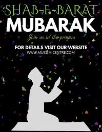 Shab-e-barat Flyer