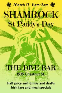 Shamrock Poster
