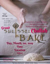 Shlissel Challah Bake