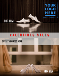 Shoe retail template