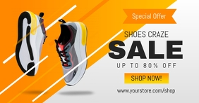 Shoes Craze Sale Facebook Ad