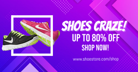 Shoes Facebook Promotion Ad