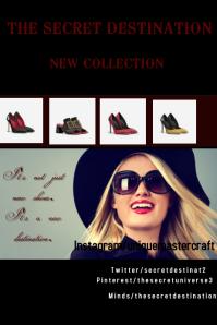 Shoes Fashion Template
