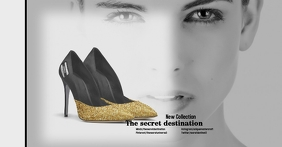 shoes fashion template