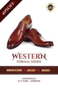 Shoes shoppy Poster