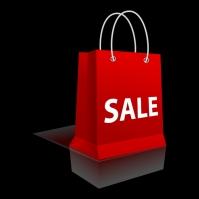 Shopping bag supermarket do e-sign template Pos Instagram