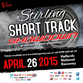 Short Track Showdown Instagram