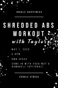 Shredded Abs Workout