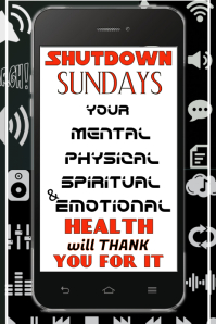 Shut Down Sundays Poster