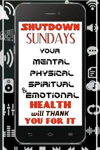 Shut Down Sundays Poster