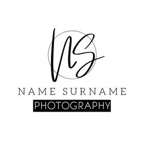 Signature minimal logo