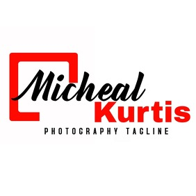signature name logo for photography Logotyp template