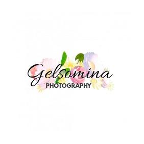 signature photography logo template