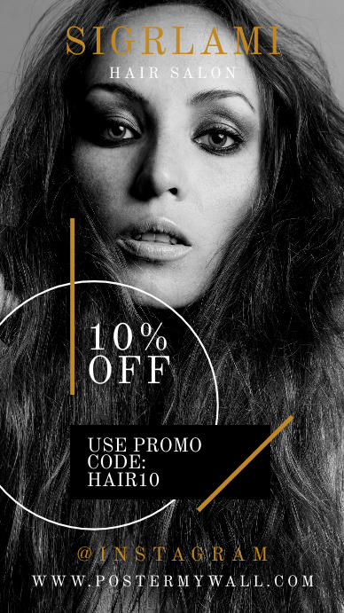 Sigrlami Instagram Fashion Promo Sale Story