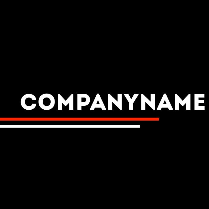 Simple company logo