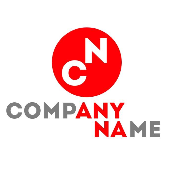 Simple professional service logo