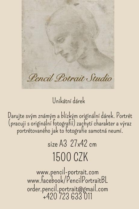 Single brand poster w price