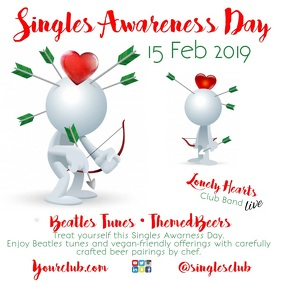 Singles Awareness Day Instagram