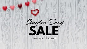 Singles Day Sale Special 11.11 Deals Video Ad