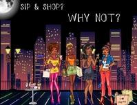 SIP & SHOP VERSION 2 Volantino (US Letter) template