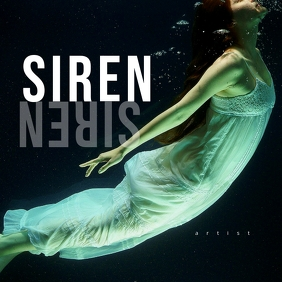 SIREN Albumhoes template