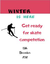 skate competetion