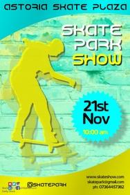 Skate Park Show