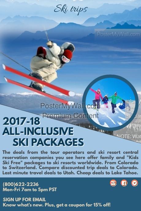 ski trips