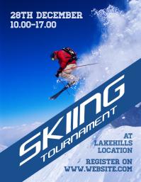 Skiing Tournament