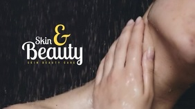 Skin & Beauty Video Template