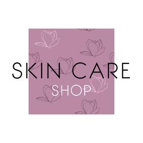 Skin Care Shop Logo