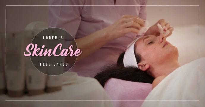 Skin Care Video Ad