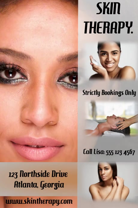 Skin Therapy 2 Iphosta template