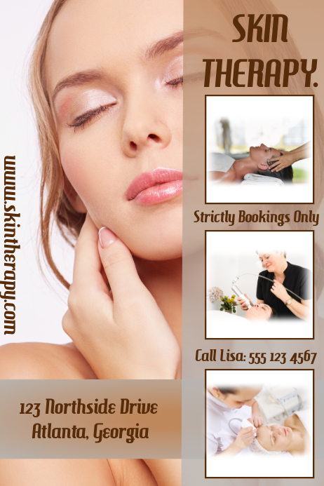 Skin Therapy 3 Iphosta template