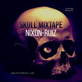 Skull The Mixtape CD Cover