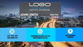 Sleek Business Card design 2019