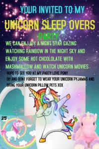 SLEEP OVER PARTY