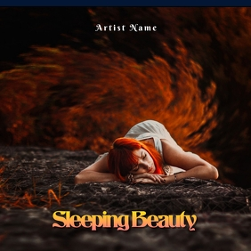Sleeping beauty album Cover