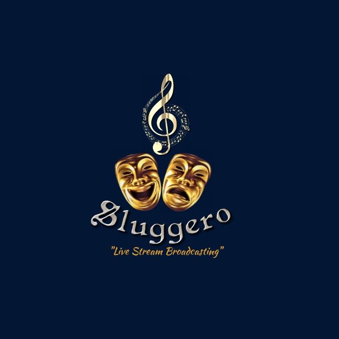 sluggero brand Logotipo template