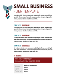 Small Business Flier Template