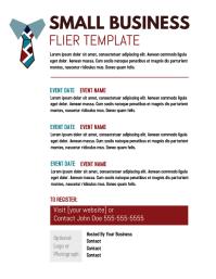 Small Business Flier Template