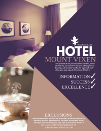 50 Customizable Design Templates For Hotel Postermywall