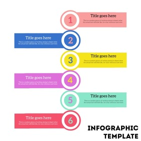 Small business Infographic template