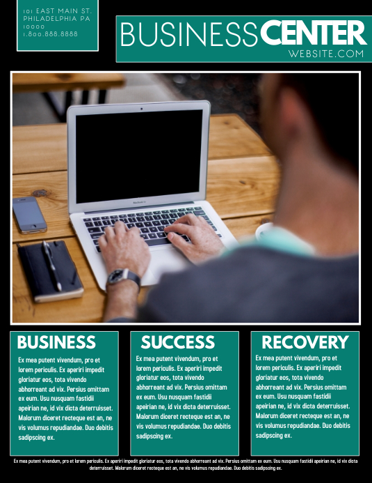 Copy of Small Business | PosterMyWall