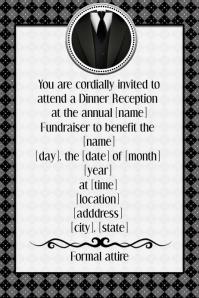 flyer announcement template